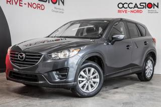 Used 2016 Mazda CX-5 GX AWD 2.5 MAGS+BLUETOOTH+A/C for sale in Boisbriand, QC