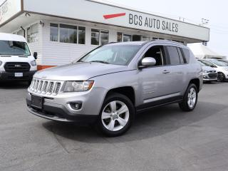 Used 2016 Jeep Compass for sale in Vancouver, BC