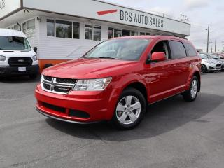 Used 2017 Dodge Journey for sale in Vancouver, BC