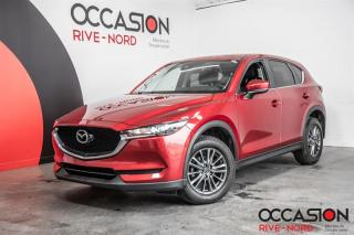 Used 2017 Mazda CX-5 GS AWD MAGS+CAM.RECUL+SIEGES.CHAUFFANTS for sale in Boisbriand, QC