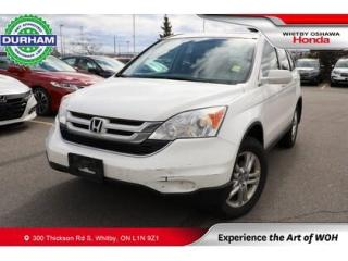 Used 2011 Honda CR-V 4WD 5dr EX for sale in Whitby, ON