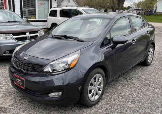 Used 2013 Kia Rio LX+,LX+ for sale in Tiny, ON