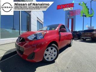 Used 2018 Nissan Micra SV for sale in Nanaimo, BC