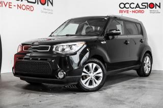 Used 2016 Kia Soul EX+ MAGS+SIEGES.CHAUFFANTS+BLUETOOTH for sale in Boisbriand, QC