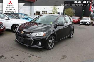 Used 2017 Chevrolet Sonic LT for sale in Nanaimo, BC