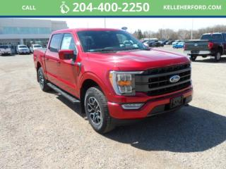 New 2021 Ford F-150 Lariat for sale in Brandon, MB