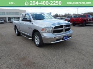 Used 2015 RAM 1500 SLT for sale in Brandon, MB