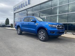 Used 2021 Ford Ranger LARIAT cabine SuperCrew 4RM caisse de 5 for sale in St-Eustache, QC