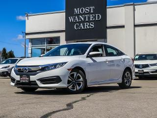 Used 2018 Honda Civic LX|BACK UP CAMERA|TOUCHSCREEN|HEATED SEATS for sale in Kitchener, ON