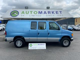 Used 2006 Ford Econoline E-250 EX-SHAW WELL MAINTAINED! READY TO WORK? FREE BCAA & WRNTY! for sale in Langley, BC