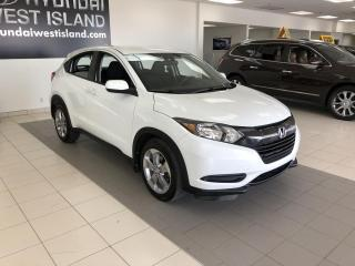 Used 2017 Honda HR-V LX AUTO A/C CRUISE BT MAGS SIÈGES CHAUFF for sale in Dorval, QC