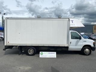 Used 2010 Ford Econoline E-350 CUBE VAN DIESEL! VERY CLEAN TRUCK! FREE BCAA & WRNTY for sale in Langley, BC