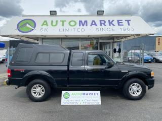 Used 2007 Ford Ranger Sport SuperCab 4 Door 4WD FREE BCAA & WRNTY for sale in Langley, BC