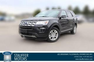 Used 2019 Ford Explorer XLT for sale in Tillsonburg, ON