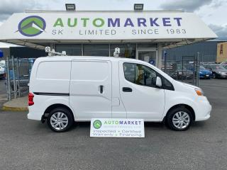 Used 2018 Nissan NV200 S LADDER RACK DELUXE SHELVES. for sale in Langley, BC