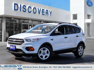 Used 2017 Ford Escape S for sale in Burlington, ON