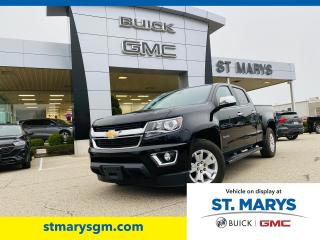 Used 2016 Chevrolet Colorado LT for sale in St. Marys, ON