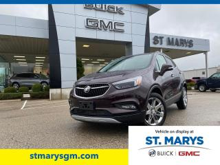 Used 2017 Buick Encore Premium for sale in St. Marys, ON