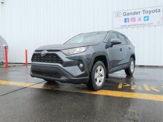 New 2021 Toyota RAV4 XLE for sale in Gander, NL