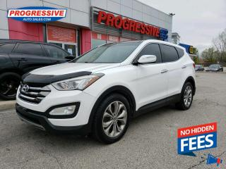 Used 2013 Hyundai Santa Fe Sport 2.0T Limited for sale in Sarnia, ON