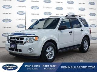 Used 2011 Ford Escape XLT Automatic - SiriusXM - $116 B/W for sale in Port Elgin, ON