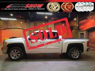 Used 2012 Chevrolet Silverado 1500 LT  LEATHER  $10,800!!!! for sale in Winnipeg, MB