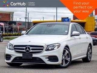 Used 2017 Mercedes-Benz E-Class E 400 Navigation Panoramic Sunroof Leather Heat & Cool Front Seat Backup Camera Blind Spot 18