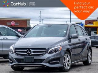 Used 2018 Mercedes-Benz B-Class B 250 4Matic Sports Tourer Navigation Panoramic Sunroof Bluetooth Heated Front Seats 17