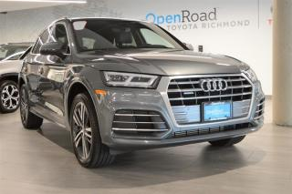 Used 2020 Audi Q5 45 2.0T Progressiv quattro 7sp S Tronic for sale in Richmond, BC