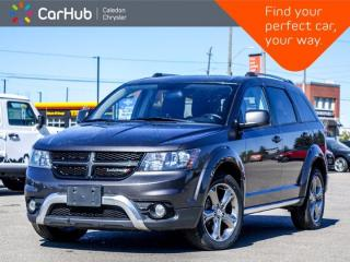 Used 2017 Dodge Journey Crossroad for sale in Bolton, ON