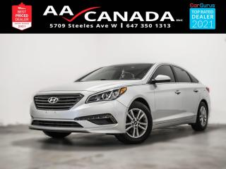 Used 2015 Hyundai Sonata 2.4L GL for sale in North York, ON