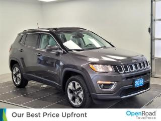 Used 2018 Jeep Compass 4X4 LIMITED for sale in Port Moody, BC