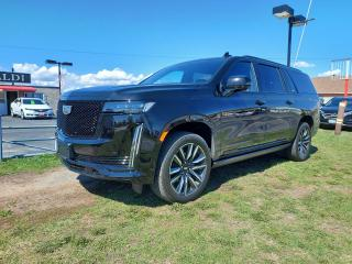 Used 2021 Cadillac Escalade ESV Sport Platinum for sale in Cornwall, ON
