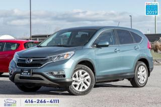 Used 2016 Honda CR-V EX|AWD|Clean Carfax|Low kms| for sale in Bolton, ON