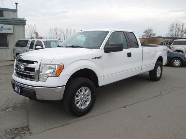 2013 Ford F-150 HEAVY HALF TON F150  8 BOX 4X4