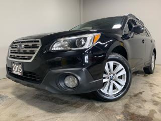 Used 2015 Subaru Outback Premium for sale in Owen Sound, ON