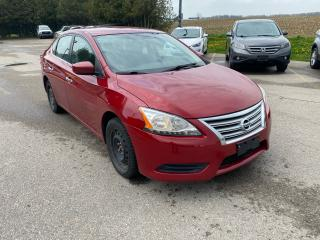 Used 2013 Nissan Sentra S for sale in Waterloo, ON