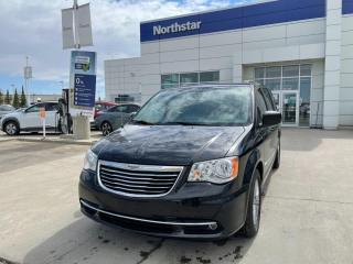 Used 2016 Chrysler Town & Country TOURING/LEATHER/BACKUPCAM/POWERDOORSTAILGATE/POWERGROUP for sale in Edmonton, AB