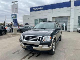 Used 2010 Ford Explorer EDDIEBAUER/7PASS/LEATHER/SUNROOF/HEATEDSEATS/ for sale in Edmonton, AB