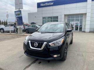 Used 2018 Nissan Kicks SV AUTO/HEATEDSEATS/BACKUPCAM/BLUETOOTH for sale in Edmonton, AB