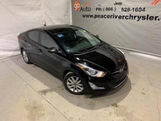 Used 2016 Hyundai Elantra Sport Appearance for sale in Peace River, AB