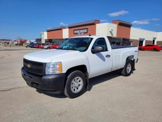 Used 2011 Chevrolet Silverado 1500 WT for sale in Steinbach, MB