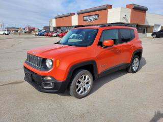 Used 2015 Jeep Renegade North for sale in Steinbach, MB