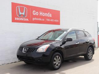 Used 2010 Nissan Rogue S AWD for sale in Edmonton, AB