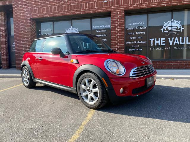 2010 MINI Cooper No Accidents - One Owner