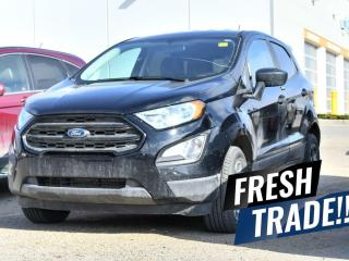 Used 2018 Ford EcoSport S for sale in Red Deer, AB