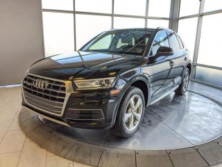 Used 2018 Audi Q5 PROGRESSIV for sale in Edmonton, AB