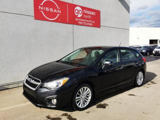 Used 2013 Subaru Impreza 2.0i w/Limited Pkg / Leather / Loaded for sale in Edmonton, AB