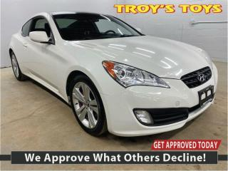 Used 2011 Hyundai Genesis Coupe for sale in Guelph, ON