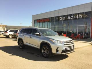 Used 2019 Toyota Highlander LE, AWD, 8 PASSENGER for sale in Edmonton, AB